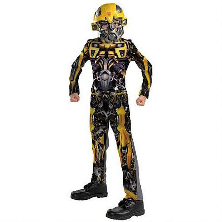 Transformers Small Transformers Bumblebee Costume and Mask