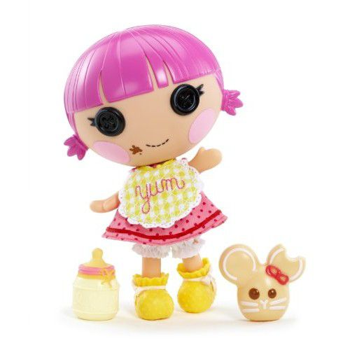 Littles Doll Figure Sprinkle Spice Cookie
