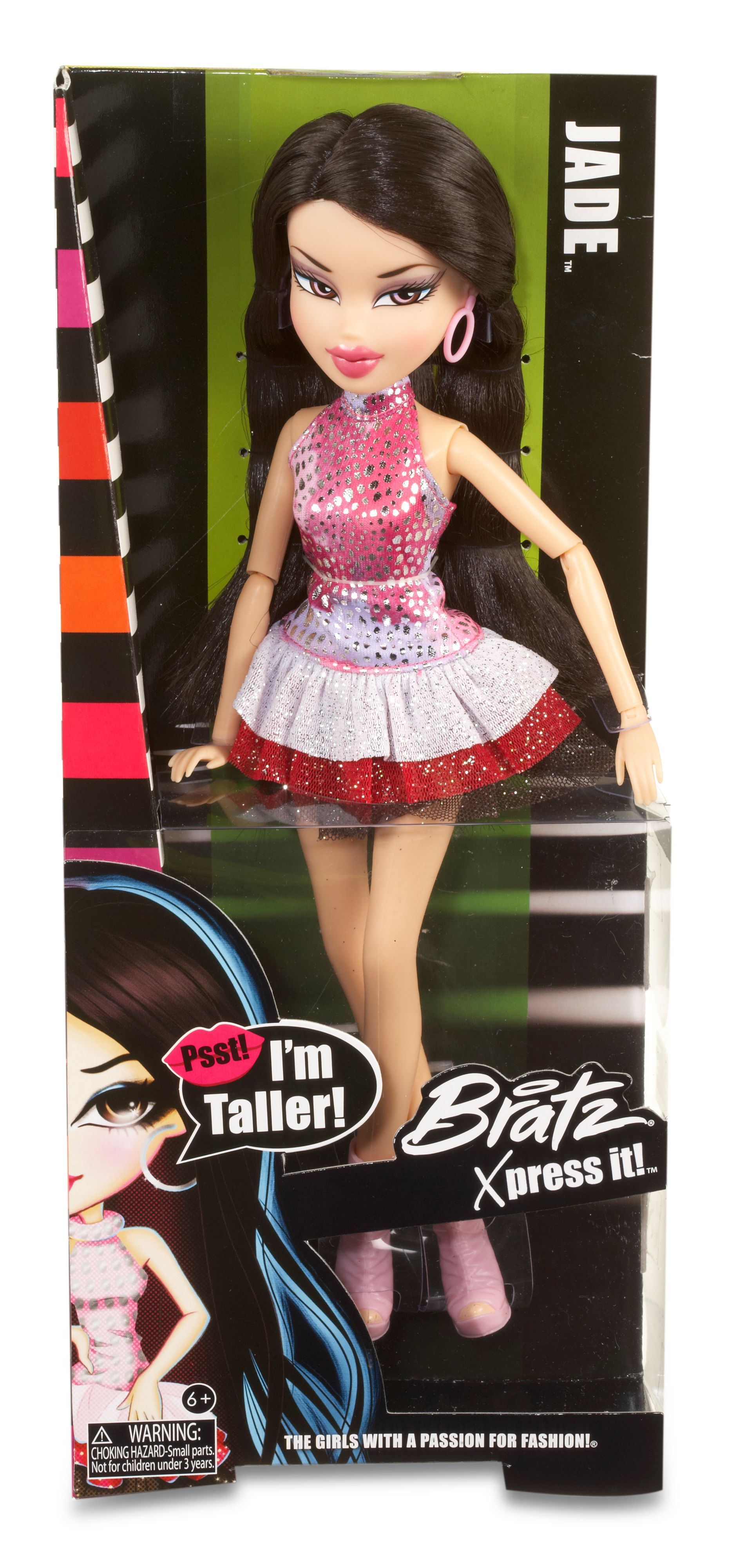 Bratz Xpress it! Jade Doll