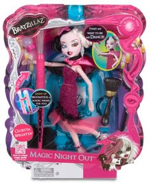 Cloetta Spelleta Magic Night Out  Doll