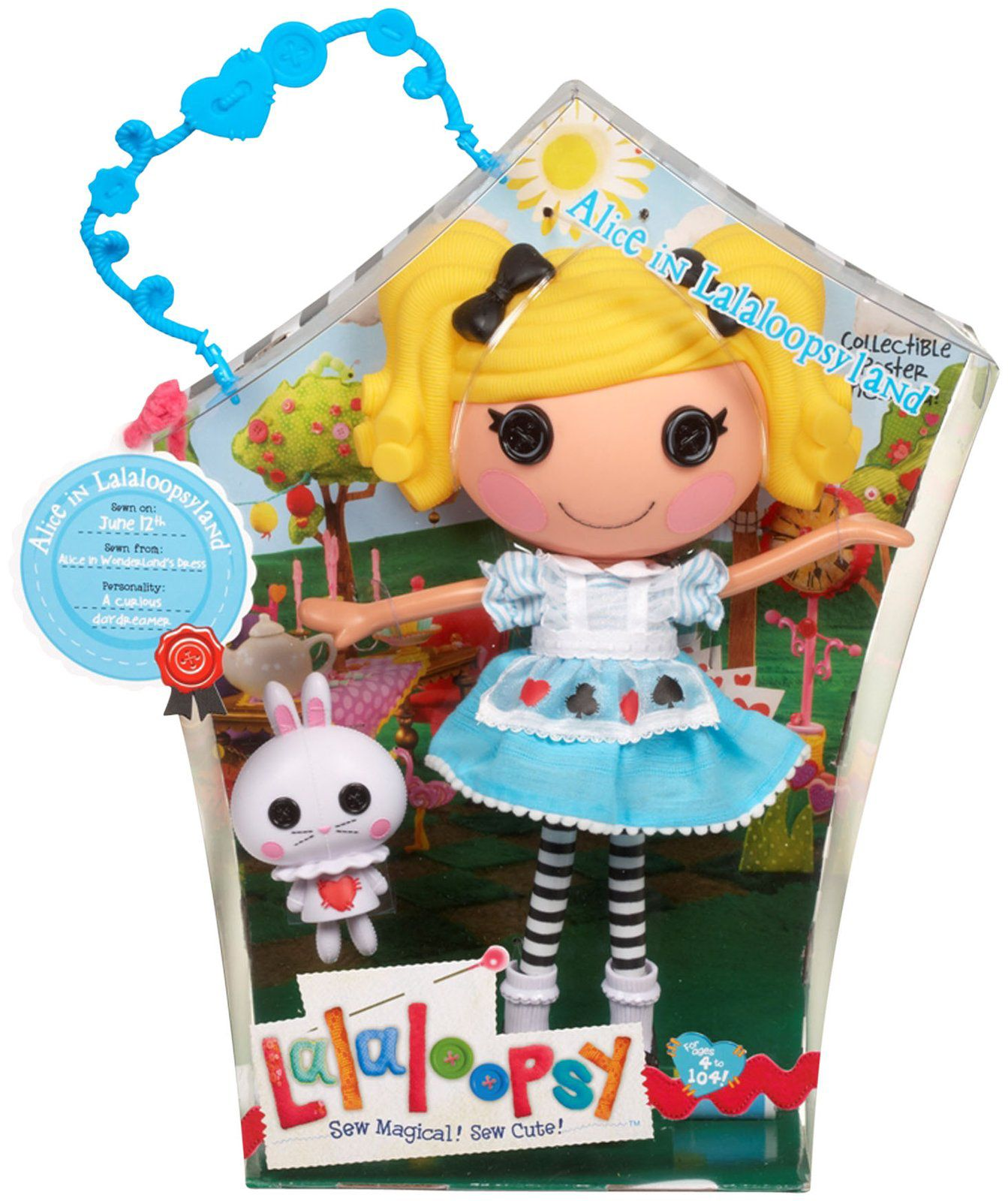 Alice in Lalaloopsy Land Doll