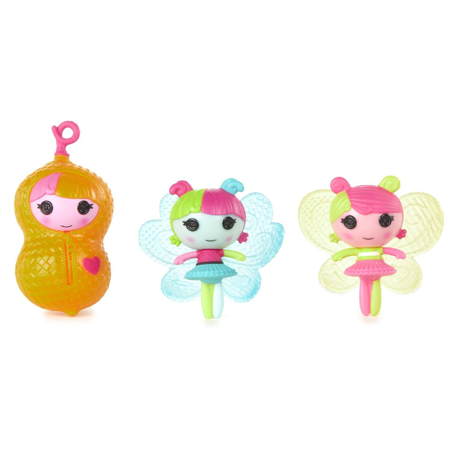 Mini Lala Loopsy 3 pack Daffodil/Fern/Tulip