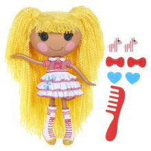 LaLaLoopsy Spot Splatter Splash Loopy Hair Doll