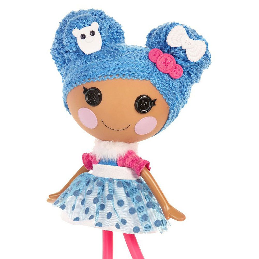 LaLaLoopsy Mittens Fluff N Stuff Loopy Hair Doll