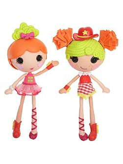 Mix N Match Workshop Ballerina & Cowgirl Double