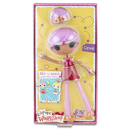 Mix N Match Workshop Genie Doll