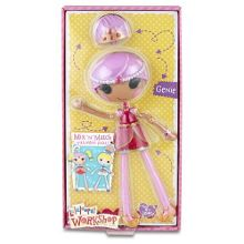 Lalaloopsy Mix N Match Workshop Genie Doll