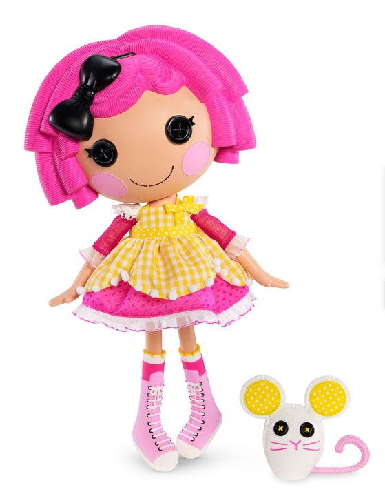 LaLaLoopsy Crumbs Sugar Cookie Doll