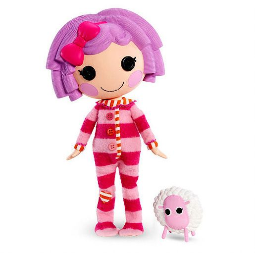 LaLaLoopsy Pillow Featherbred Doll