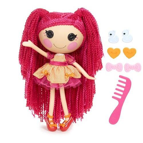 LaLaloopsy Tippy Tumbleina Loopy Hair Doll