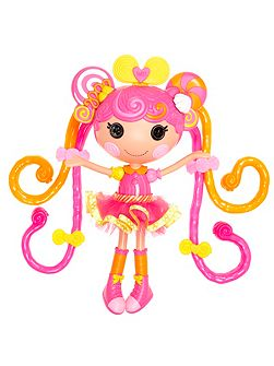 Lalaloopsy Stretchy Hair Doll