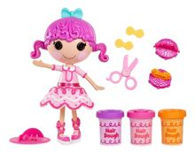 Lalaloopsy Tress Twist `N` Braid Hair Dough Doll
