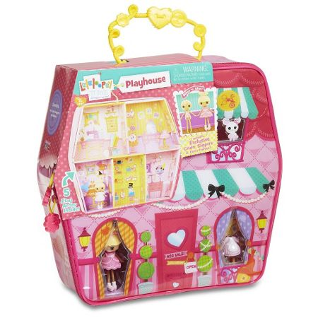 Lalaloopsy Minis Style n Swap Carry Along House