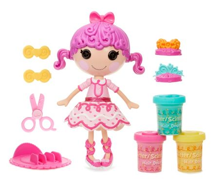Lalaloopsy Tress Twist N Braid Doll