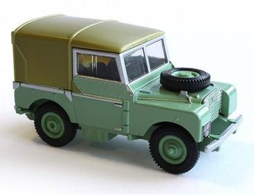 Britains Land Rover Series 1 (42848)