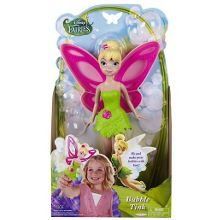 Bubble tink doll