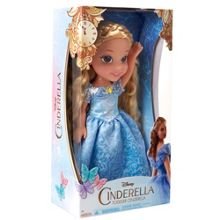 Live Action Cinderella Toddler Doll