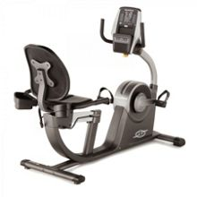 R105 Recumbent Cycle With iFit Live