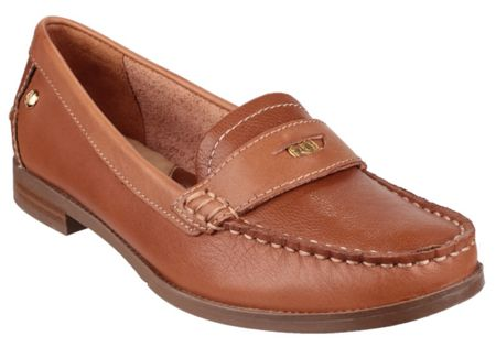 Hush Puppies Iris sloan slip on shoes