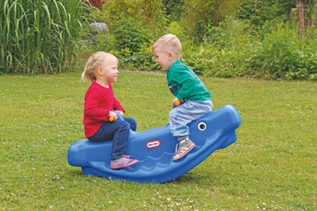 Little Tikes Whale Teeter-Totter