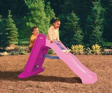Easy store large slide - pink