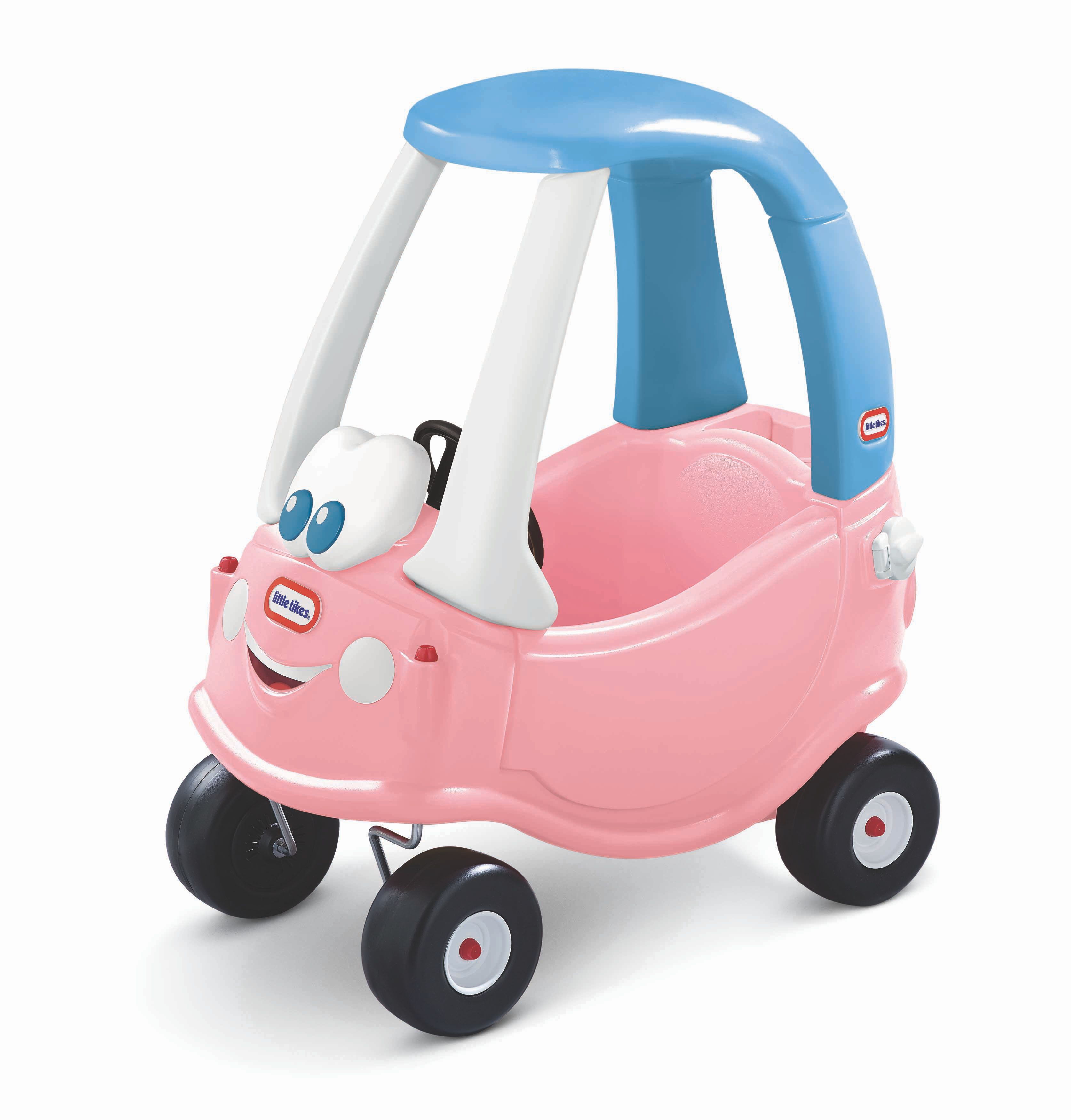 Little Tikes Pink princess cozy coupe
