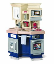 Toy Kitchens & Toy Food