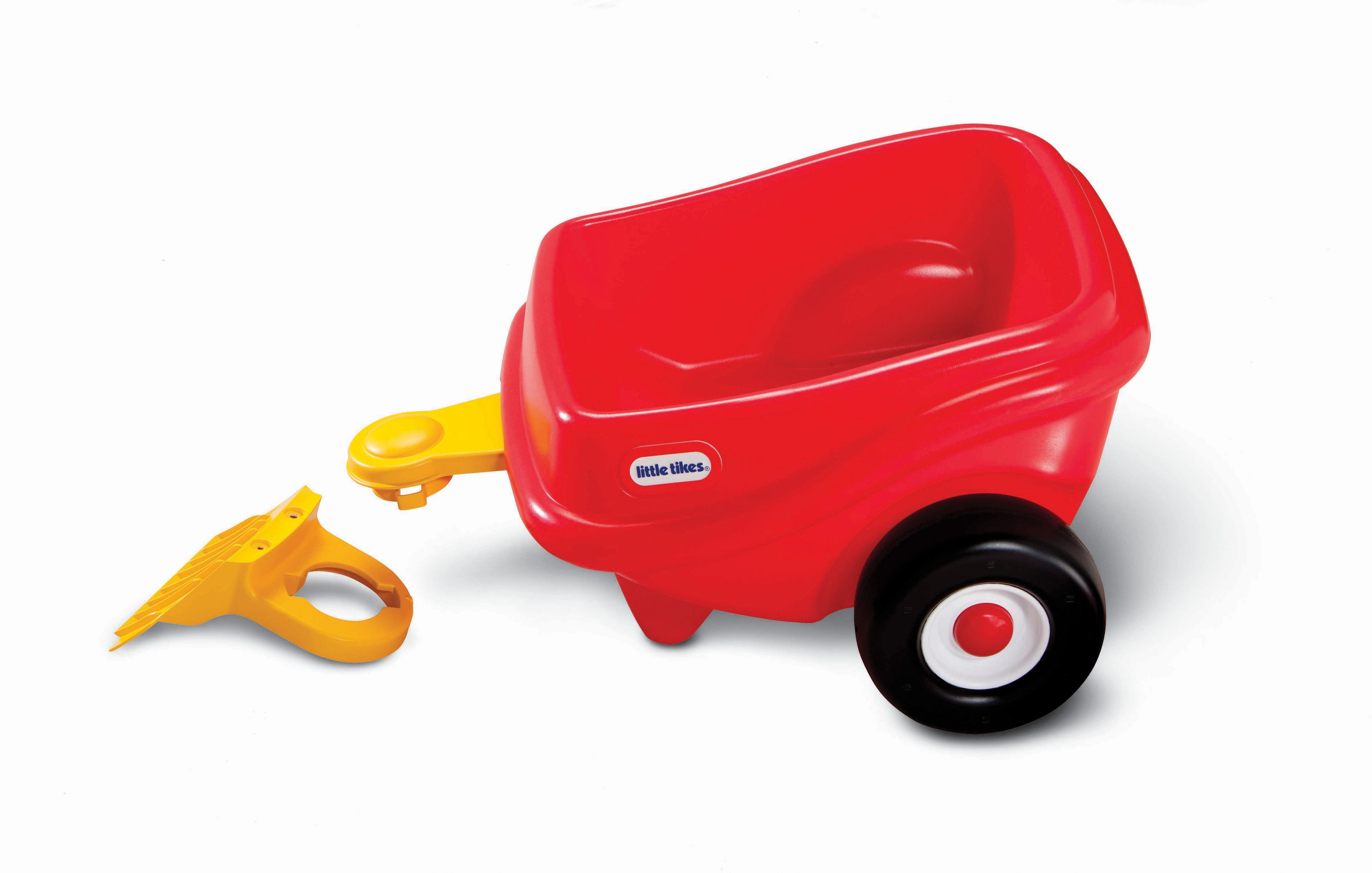 Cozy Coupe Trailer Red