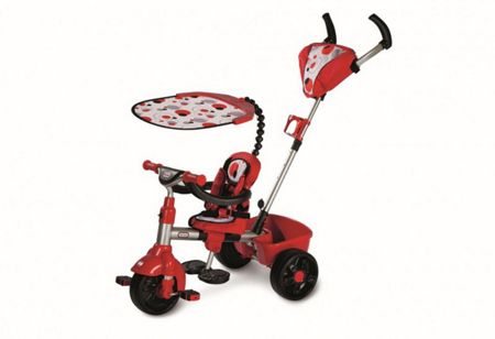 Little Tikes Little Tikes 4 in 1 Sports Trike Red Edition