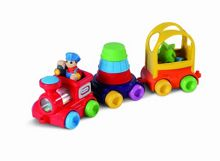 Little Tikes Discover sounds Stack N Sort Train
