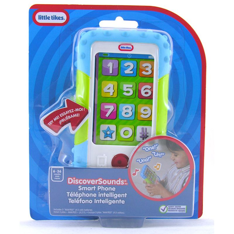Little Tikes Discover Sounds Smart Phone