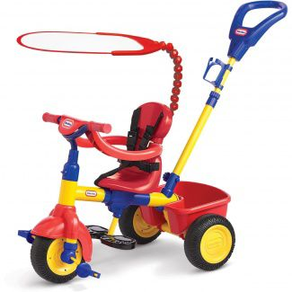 3 in 1  trike primary colours