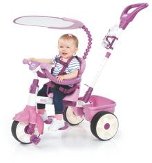 4 In 1  Trike Purple