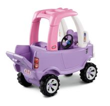 Little Tikes Cozy truck pink