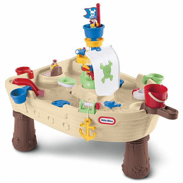 Little Tikes Anchors away pirate ship water play