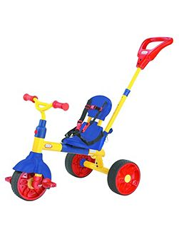Learn To Pedal 3 In 1 Trike