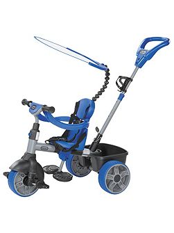4-In-1 Trike Basic Edition - Blue