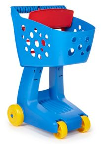Little Tikes Lil` shopper cart blue