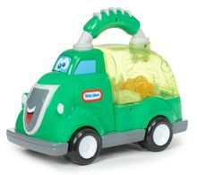 Little Tikes Pop haulers rey recycler vehicle