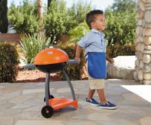 Sizzle & Serve Grill Playset