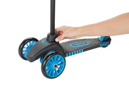Little Tikes Lean To Turn Scooter Blue