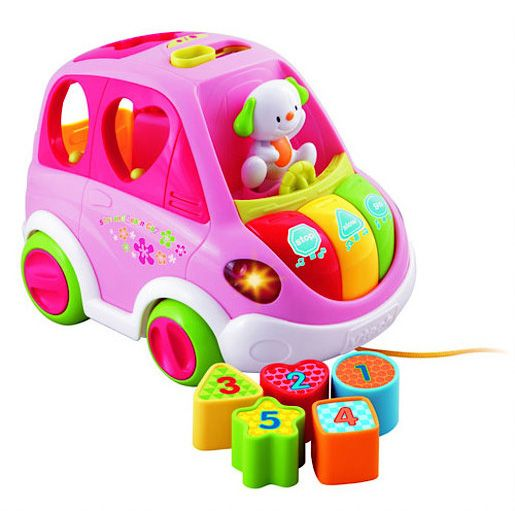 Vtech Vtech Sort & Learn Car Pink