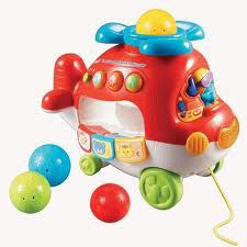 Vtech Childrens Vtech Learn and sort helicopter
