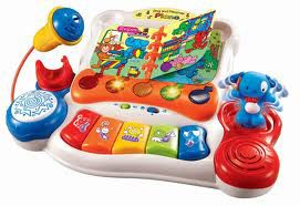 Vtech Childrens Vtech Sing and discover piano,