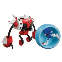 Sonic Boom Sonic Vs Burnbot Playset
