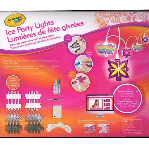 Crayola Ice Party Lights