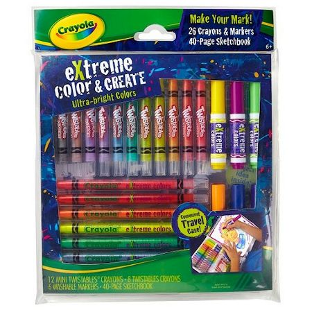 Crayola Crayola Extreme Colour & Create