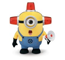 Bee-do fireman minion