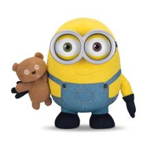 Sleepy Time Minion Bob Soft Toy