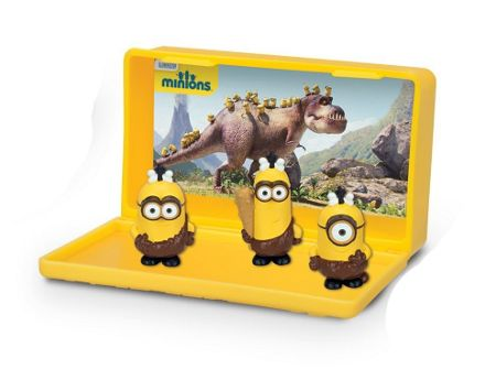 Minions Movie Micro Playset - Cro-Minions